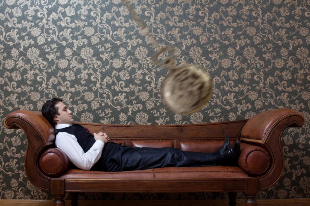 فراموش کردن گذشته با هیپنوتیزم